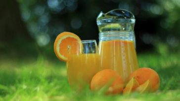 Aceite de naranja aromaterapia