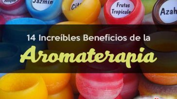 Beneficios de la aromaterapia en la salud