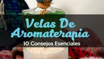 Velas de Aromaterapia