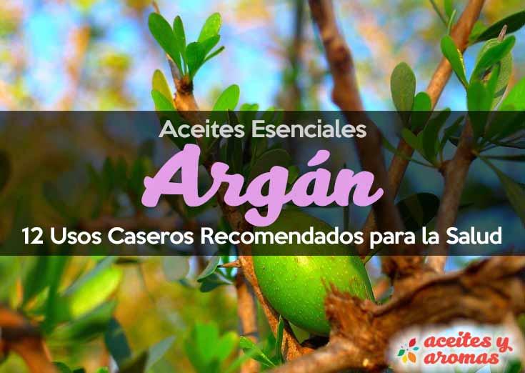 Aceite de Argán para la salud