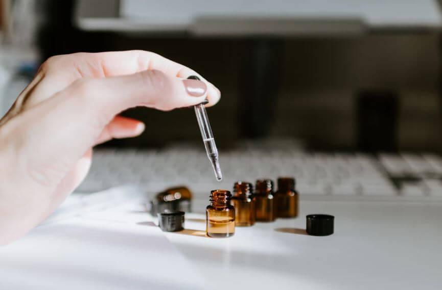 Como Hacer Perfume Con Aceites Esenciales